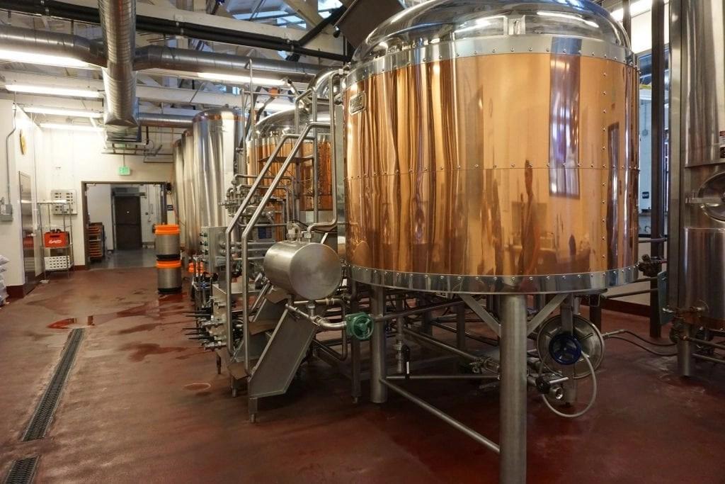 Anaheim Brewery | Global Munchkins