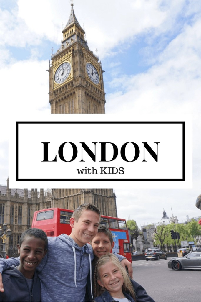 Headed to London with Kids in Tow? Check out these awesome family friendly activities | Global Munchkins