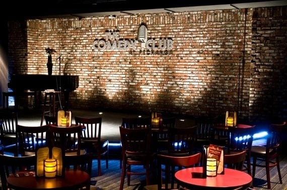Pechanga has an awesome Comedy Club which makes for a perfect date night in Temecula | Global Munchkins