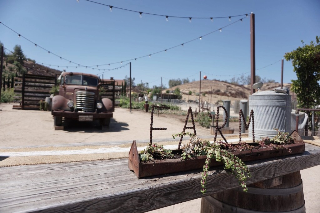 Peltzer Farm in Temecula CA one of the newest Temecula Wineries | Global Munchkins