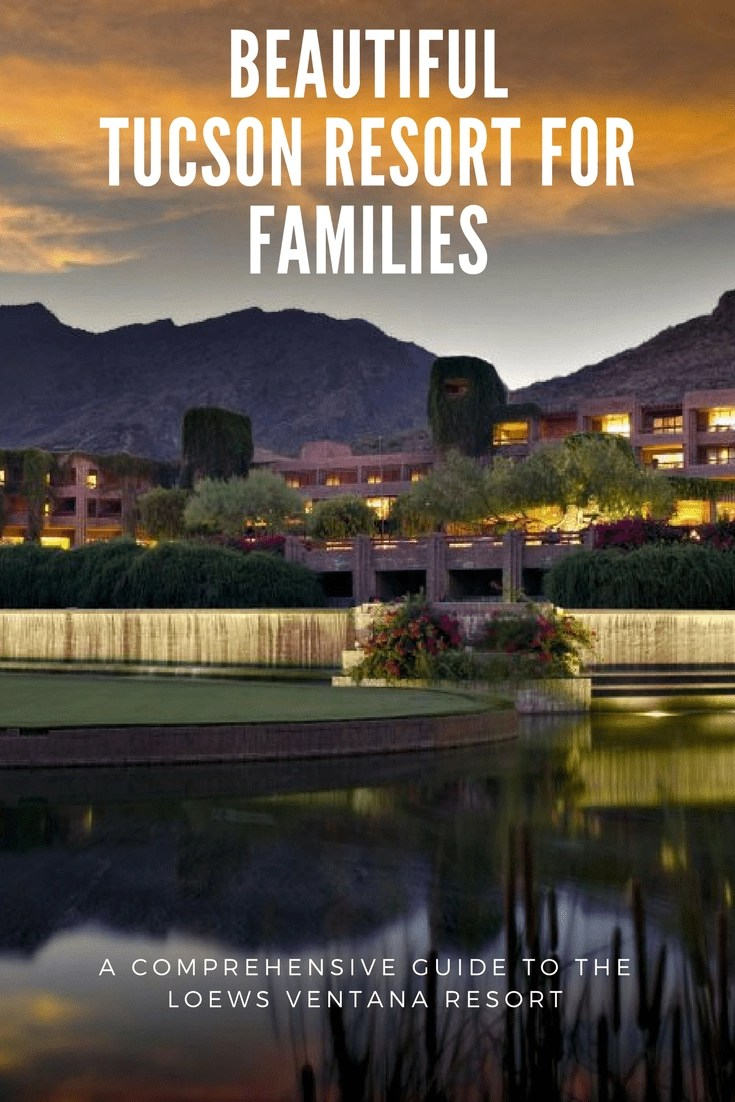 The Loews Ventana Canyon Resort is the ideal resort in Tucson for families. Beautiful pools, amenities and more make it an ideal spot for families. #tucson #tucsonhotels  #tucsonaz #520 #arizona