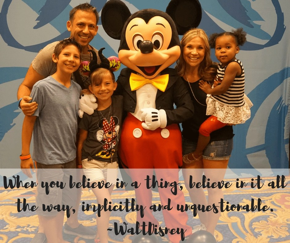 Believe It- Disney quotes to inspirer dreamers | Global Munchkins
