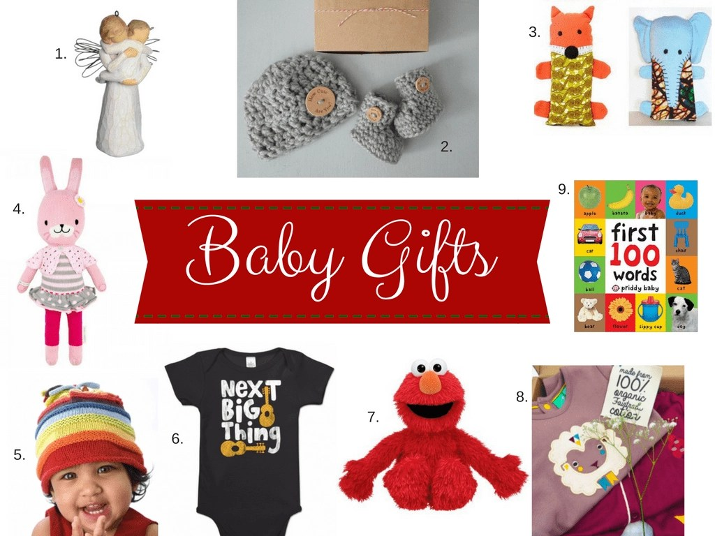 I am so excited about these adorable gifts I found for babies. Find something for everyone on your list by clicking through to my Ultimate Holiday Gift Guide 2016