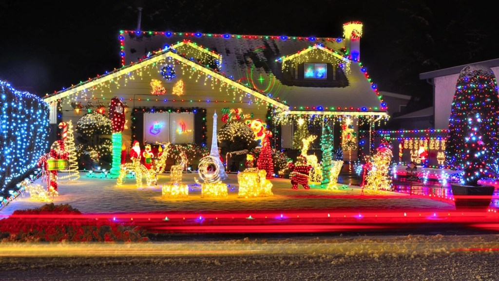 2016 Map of Homes in Temecula Valley decorated for the Holidays. Participants of the 2016 'Twas the Lights Before Christmas Holiday lighting contest in Temecula CA