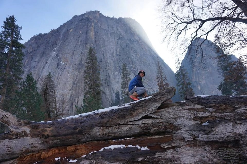 Kids will have a blast visiting Yosemite in the winter