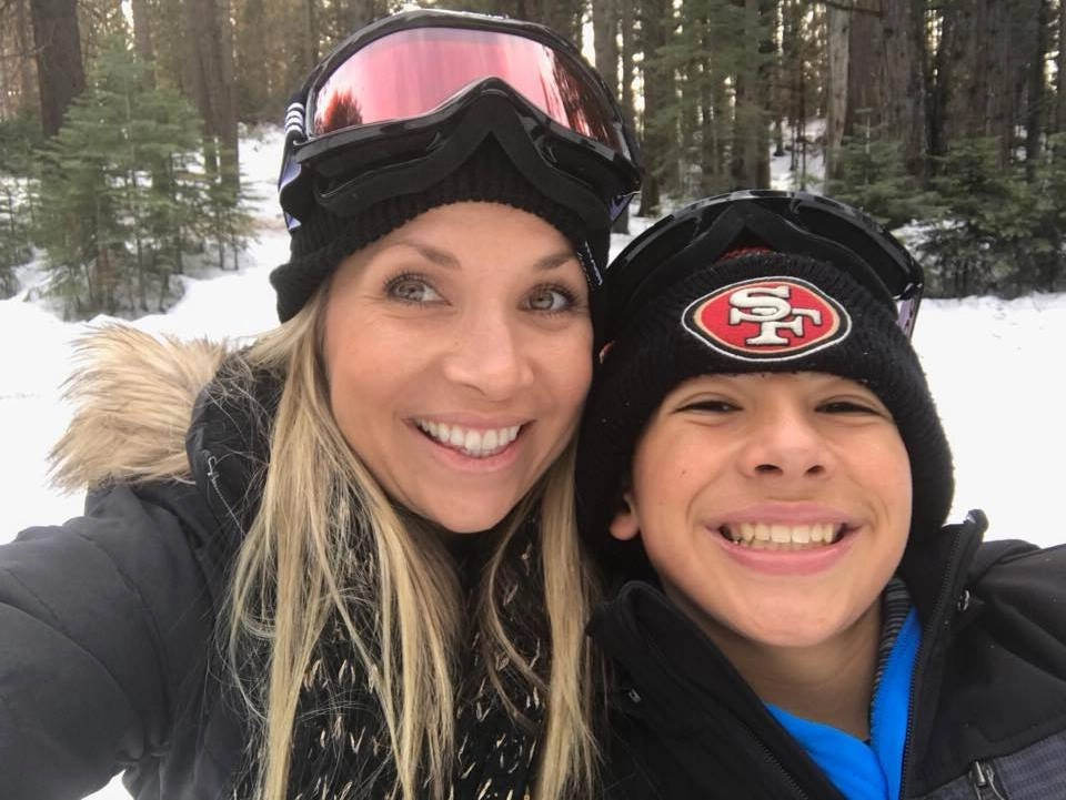Visiting Yosemite in the winter? Definitly check out snow hiking. It's super fun and easy to do with kids.