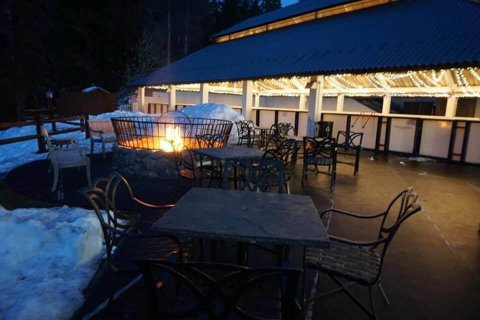 Go ice skating in Yosemite at Tenaya Lodge