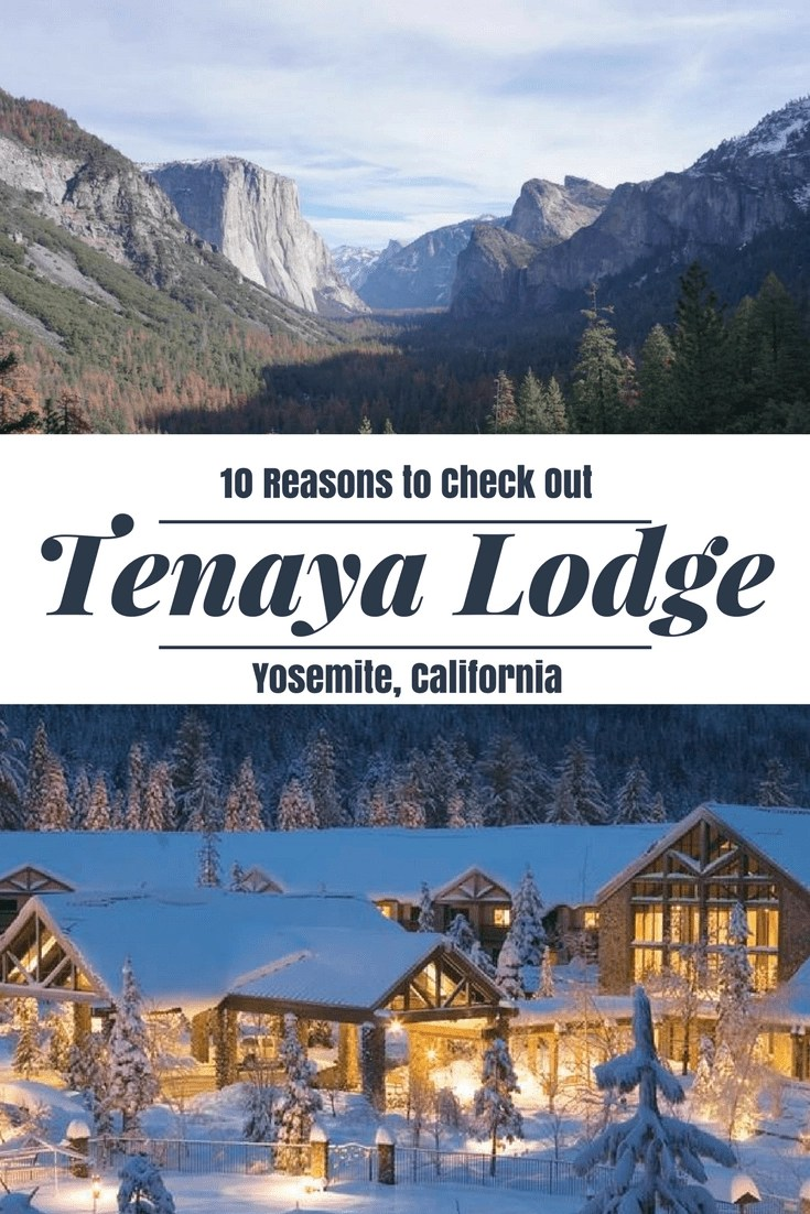 Yosemite Resorts are far and few between. Tenaya Lodge is the best place for families looking for a luxurious stay near Yosemite National Park. #yosemite #tenayalodge