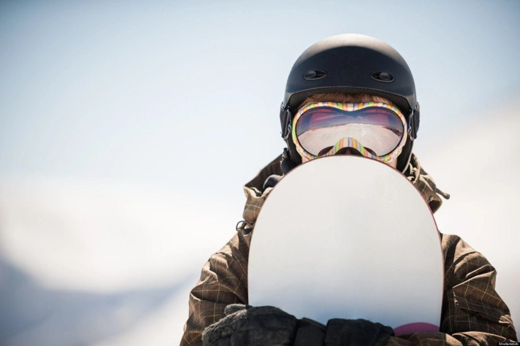 North Lake Tahoe Bucketlist- snowboard