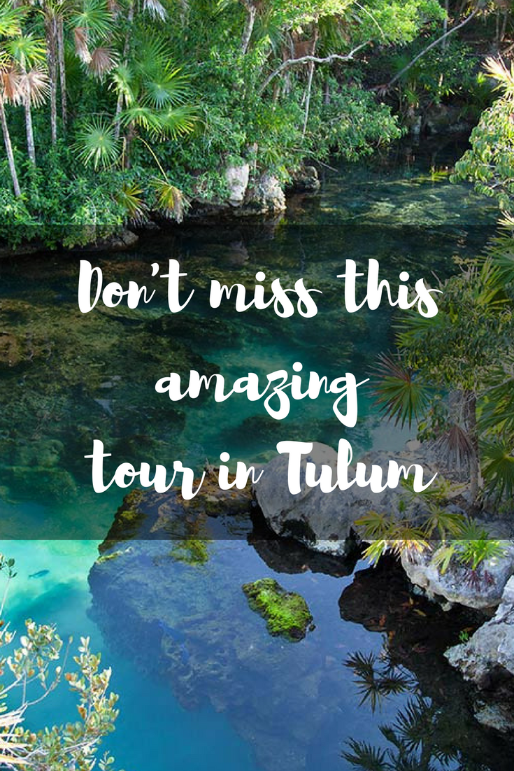 Looking for things to do in Tulum? Check out this amazing tour. It's one of the best Tulum tours we experienced. Cenotes, ziplining, canoes & mayan food. This tulum tour has it all. #tulumtours #tulum