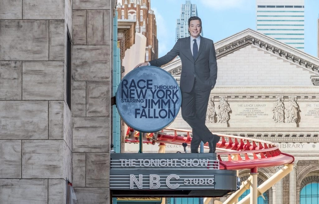 Everything you wanted to know about the NEW Jimmy Fallon Ride + More Exclusive Sneak Peeks & tips