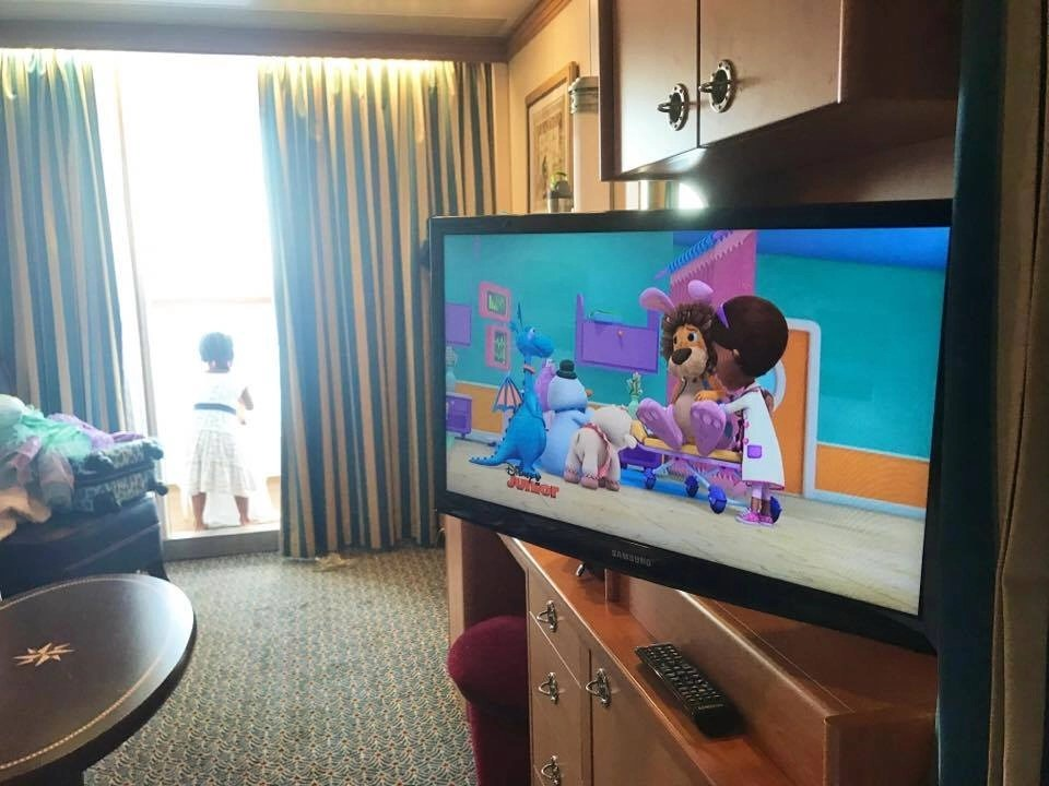 Onboard The Disney Magic + Our Trick To Getting The BEST