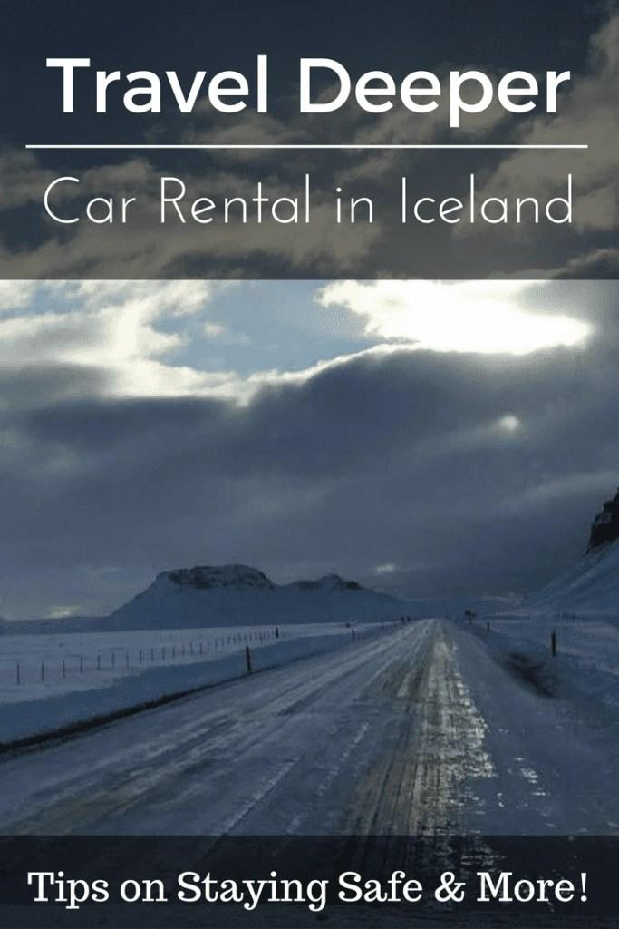 Cheap Used Car Rental Iceland