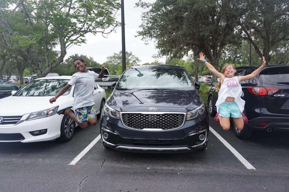 Check out how the Kia Sedona proved to be the PERFECT road trip vehicle