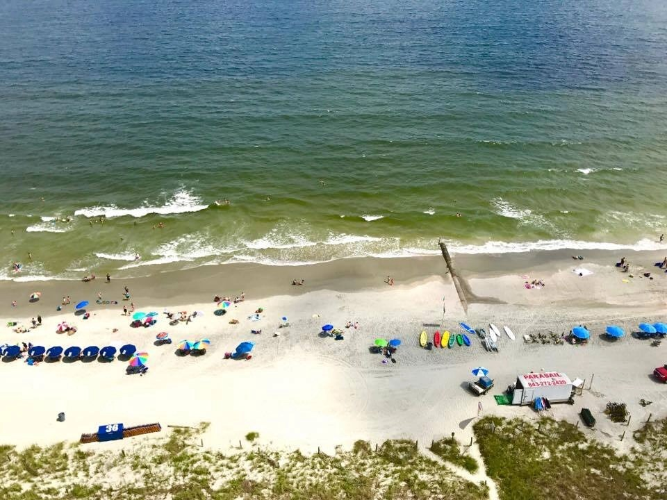 Myrtle Beach was one of our first stops on our two-week road trip. Check out where else we went + learn our best tips for road tripping with kids.