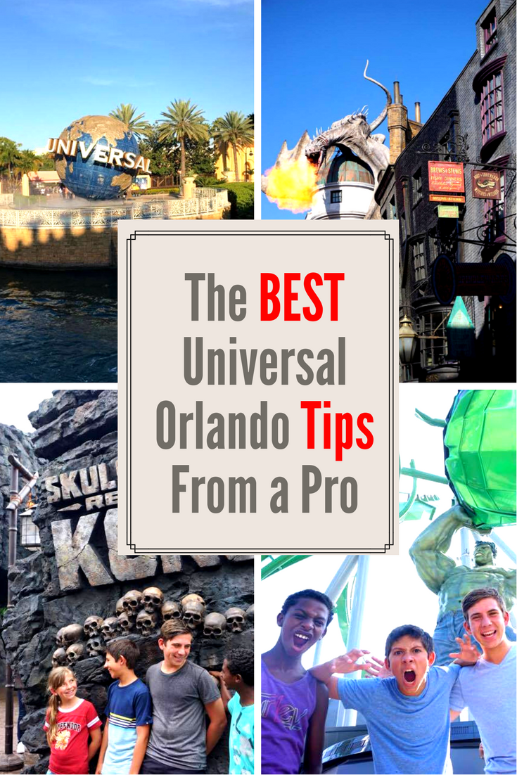 The Best Universal Orlando Tips From A Pro Over 20