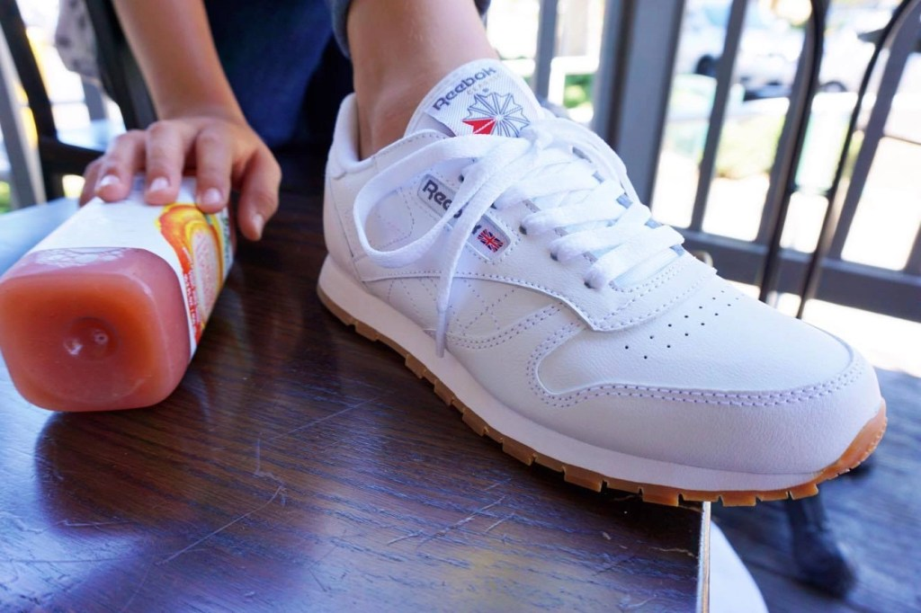 Reebok classics are our go to fashionable and comfy sneakers. Perfect for a day out in Old Town Temecula.
