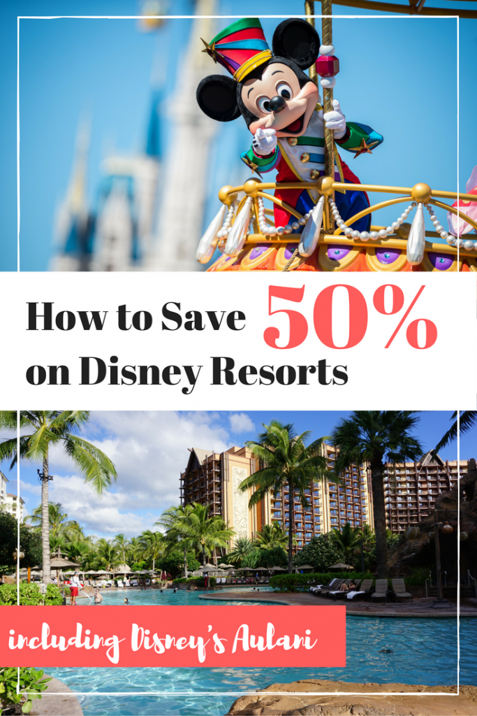 This is EXACTLY how we save 50% on Disney Resorts including #WaltDisneyWorld Resorts, #Disneyland, and #DisneysAulani. In fact we recently booked a studio at Aulani for $220 (rack rate is $700 online). Don't miss out on this key information. Click and learn how you can save 50% on Disney resorts too.