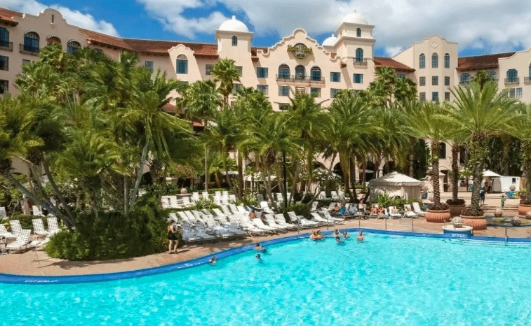 Universal Orlando Hard Rock Hotel