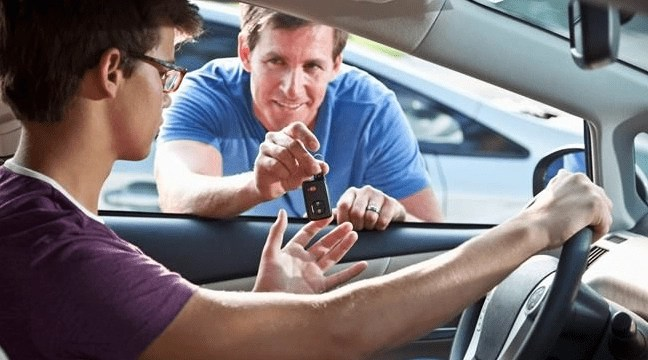 Find the top tips for parents of new teen drivers plus learn about the car we are looking at getting our teen and why. Click through to read more.