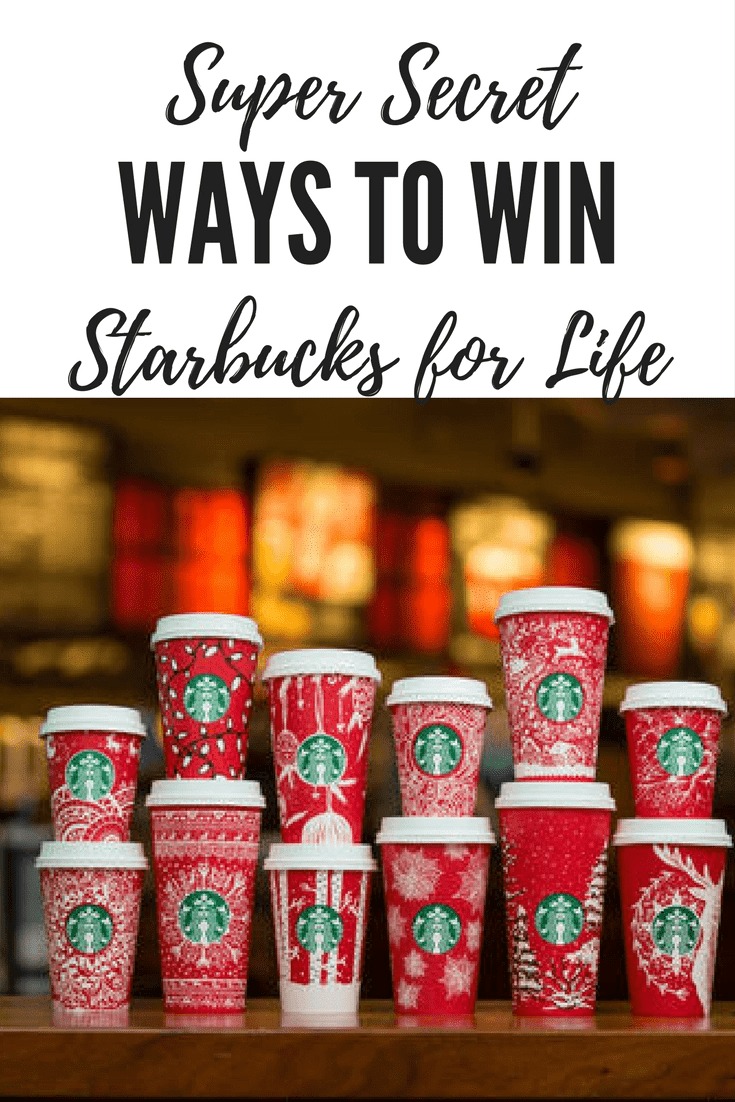 Starbucks for Life is Back! [Super Secret Ways] to Play for Free & Win! Win Starbucks for Life this holiday season. The best part is you don't need to pay for coffee to play. Here is how to Earn 100's of Gameplays for Free. #starbucks #starbucksforlife
