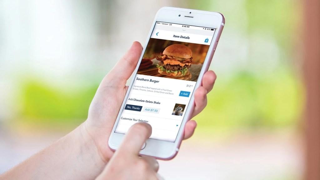 Best Quick Service Dining - Pre Order App