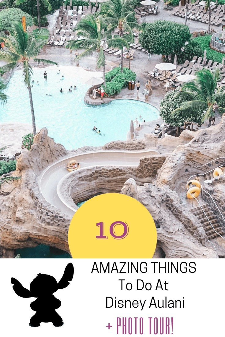 Top 10 Tips for visiting Disney's Aulani! Check out The Ultimate Guide to Disney Aulani! Review, plus photo tour and top tips from a Family Travel Writer who has visited 8 times with her 5 kids! #aulani