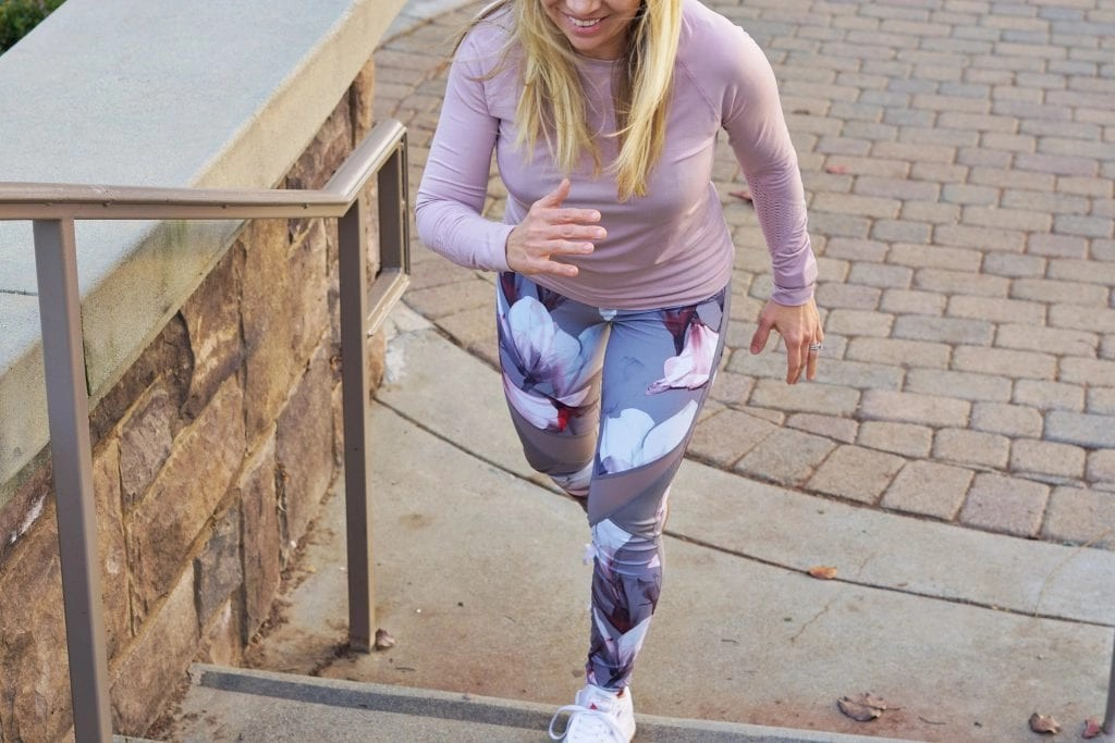 Workout Gear for Moms- Fabletics Review