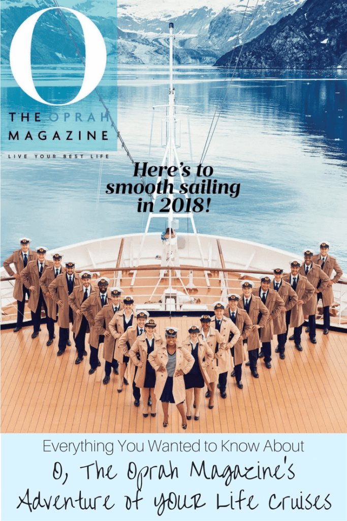 #ad The amazing Holland America Alaska Cruise with features from O, The Oprah Magazine. This transformative cruise is at the top of my list right now!!!