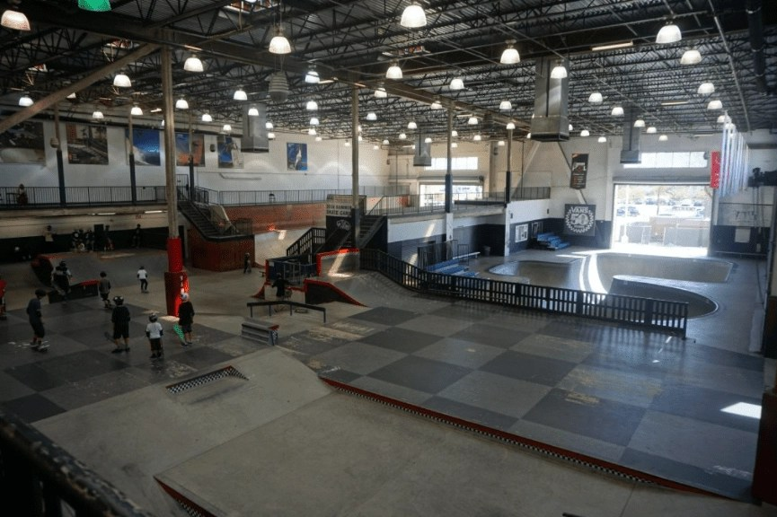Vans Skatepark in Orange County   Global Munchkins