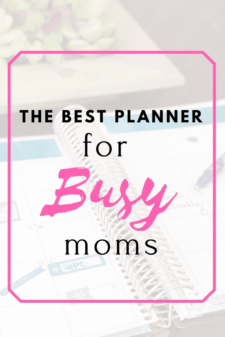See how this amazing planner brought order and peace back into my crazy busy life as a mom of 5, entrepreneur and frequent traveler. #Planner #Mom #PlannerForMom #BusyMom