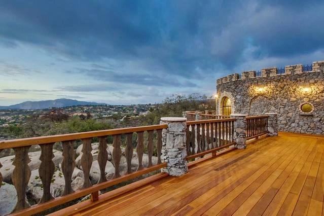 Airbnb San Diego - Alpine Castle