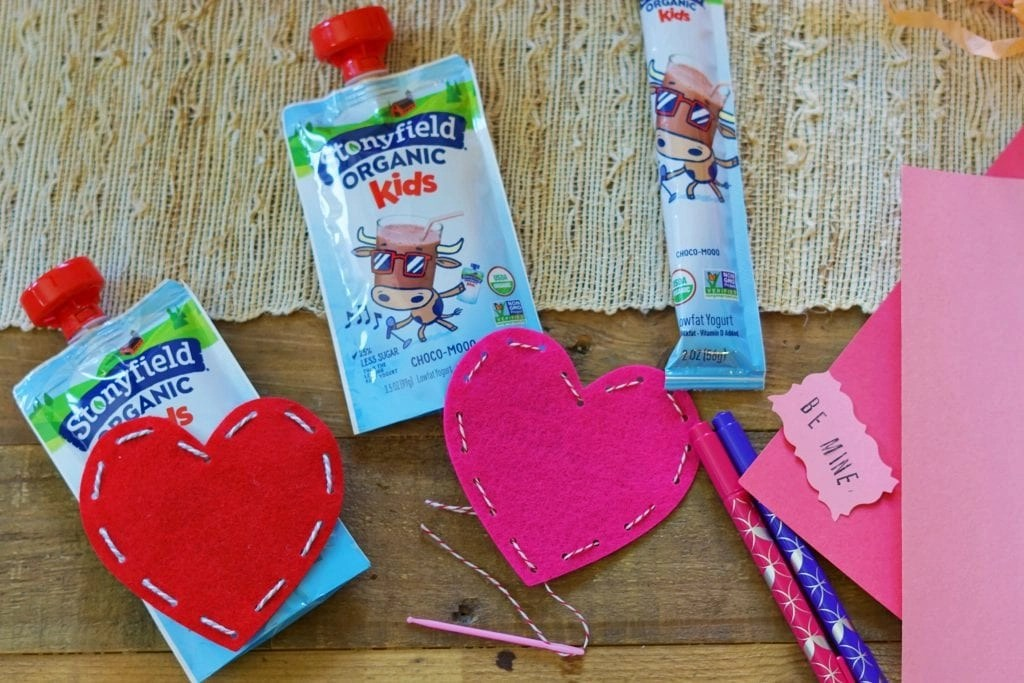 AD Valentines Gift for kids- a healthy and delicious alternative to candy