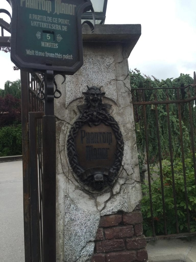 Disney Paris - Phantom Manor