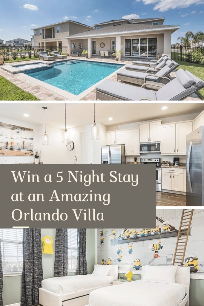 Luxurious Orlando Villa - Win a 5 Night Stay at an incredible Orlando Villa. You have to see this place