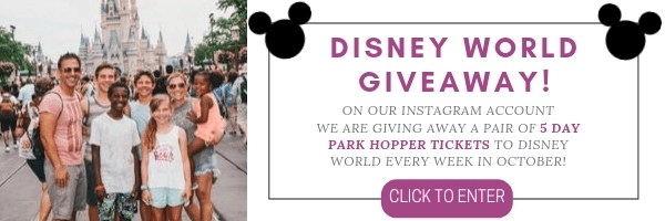 Disney World Giveaway