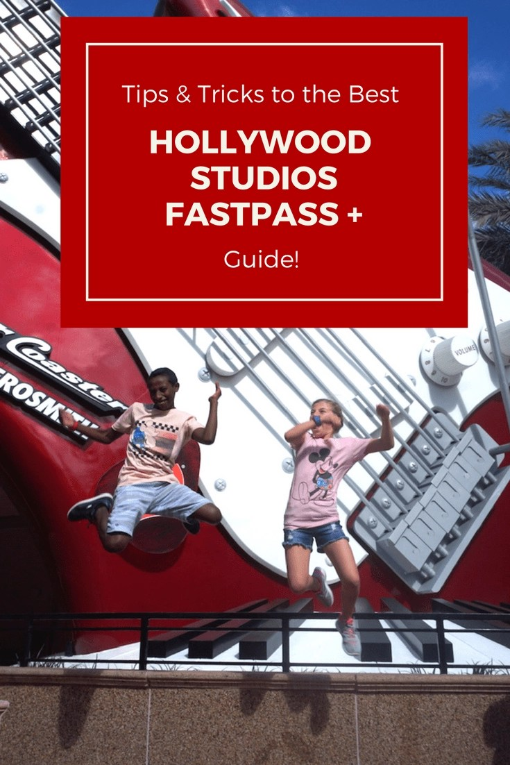 Hollywood Studios FastPass Guide: A Quick & Easy Way to Maximize Fun & choose the best fast passes! #hollywoodstudios #disneyworld #disney #fastpass