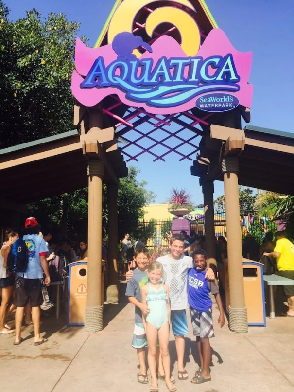 Southern California Water Parks - Aquatica