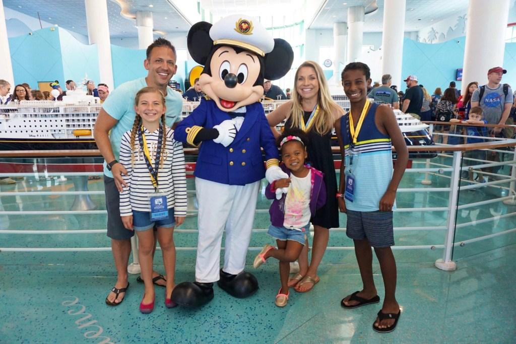 Disney Cruise Packing List- free printable