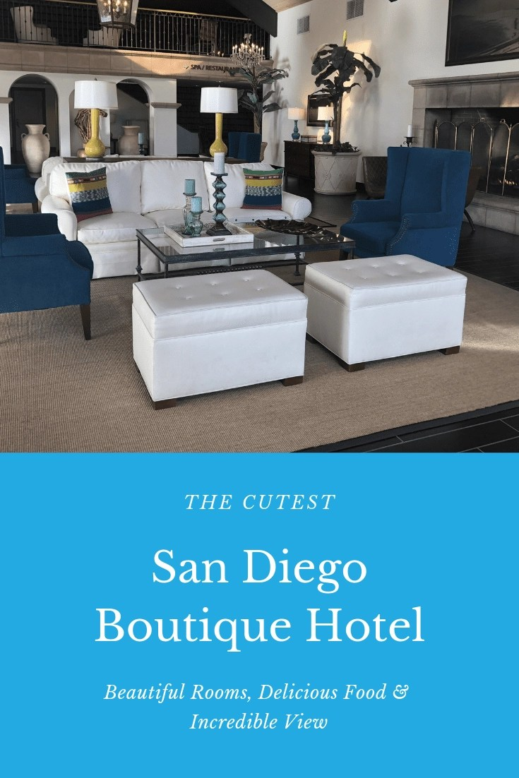 The Cutest Boutique Hotel in San Diego! Find out why I am absolutely in Love with the Kona Kai Resort in San Diego. #konakai #sandiego