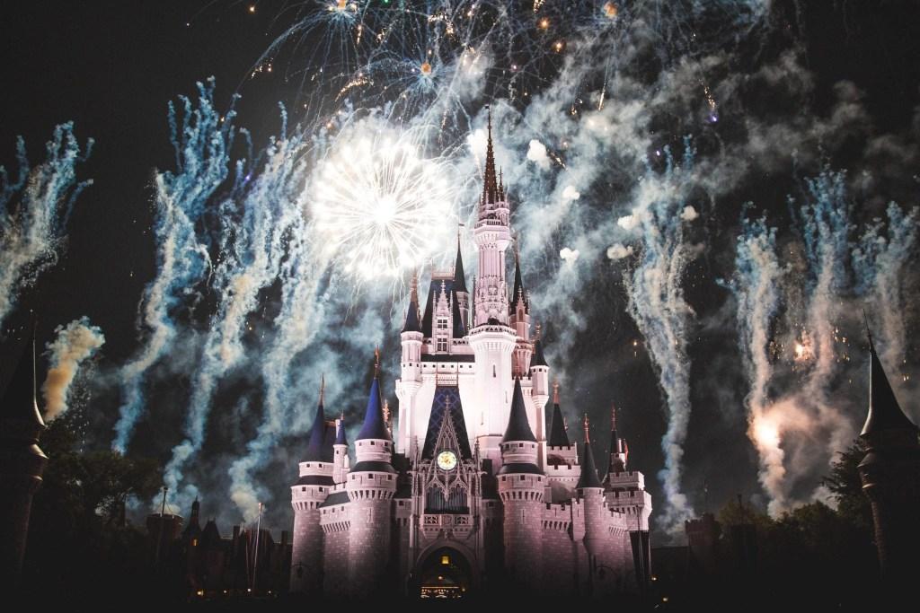 magic kingdom fast pass - castle