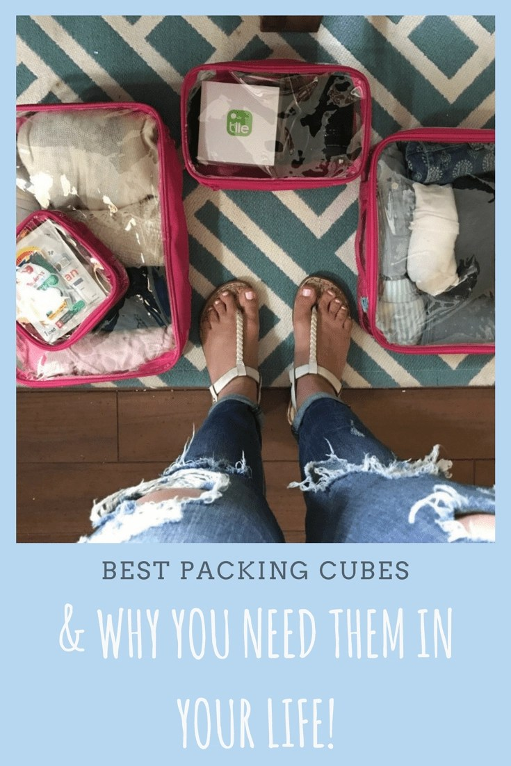How to pack like a Pro - The Best Packing Cubes and why you need them in your life! #travel #packingtips #traveltips