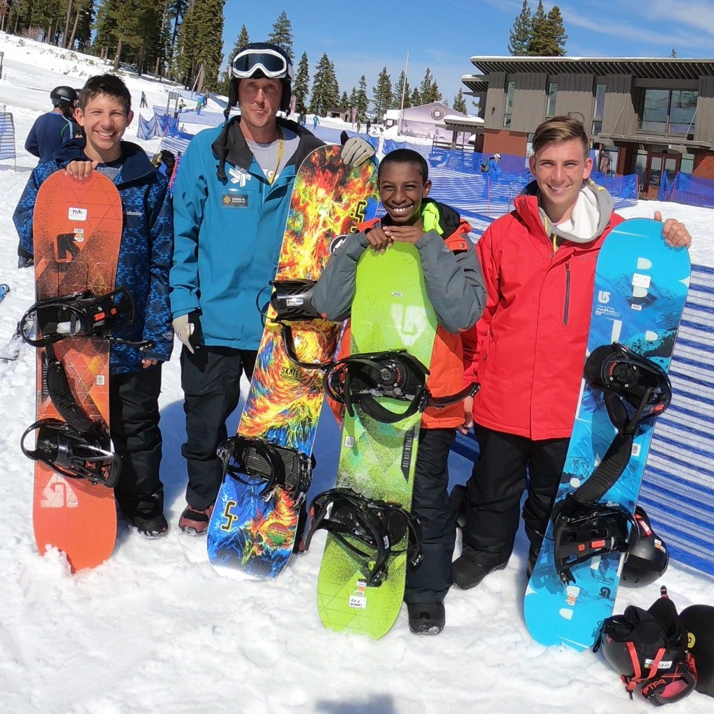 Renting ski clothes is a great way to save money on your next family ski trip