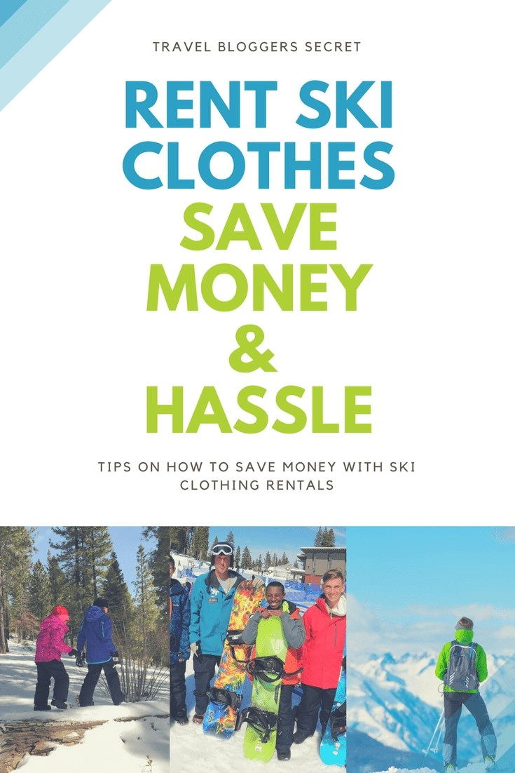Rent Ski Clothes and SAVE Money on your next family ski trip! See why we recommend Mountain Threads to help save money and hassle when we travel to the snow with our kids. #ski #familyskitrip #skiclothes