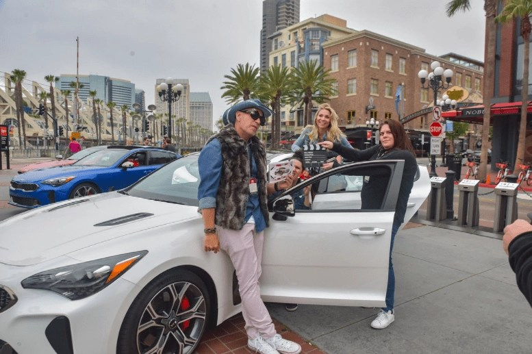 Kia Ride and Drive event in San Diego 2018