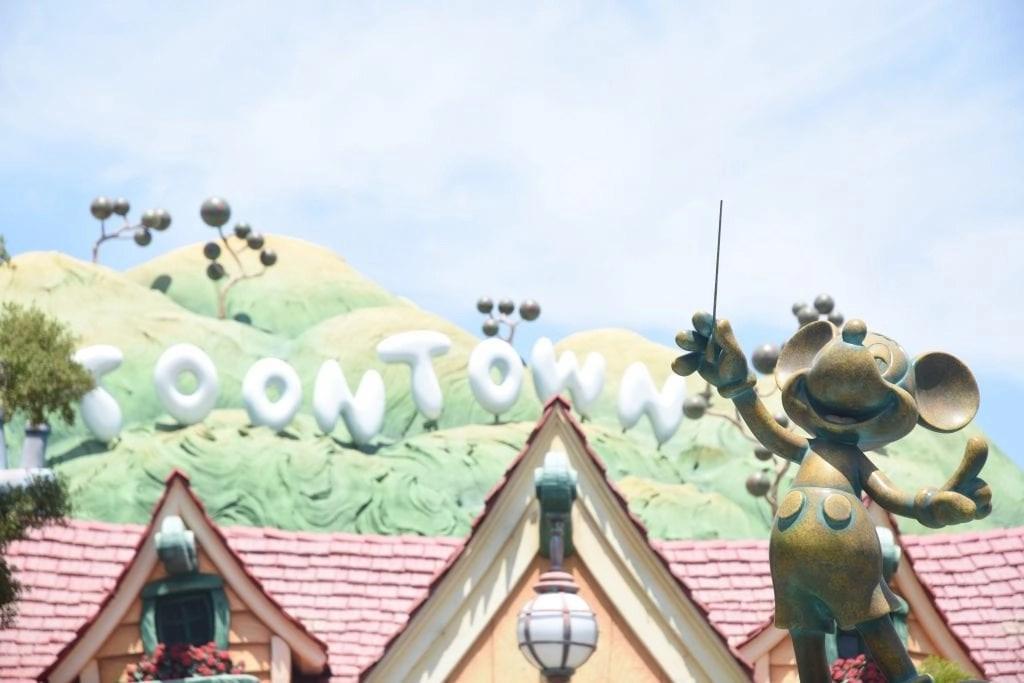 Toontown - How to buy discount disneyland tickets