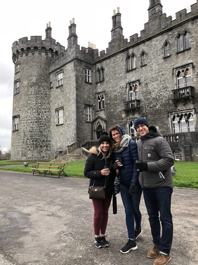 Kilkenny Castle - Road Trip Ireland