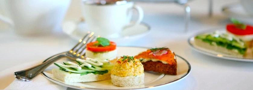 Disneyland Dining Reservation - Afternoon Tea