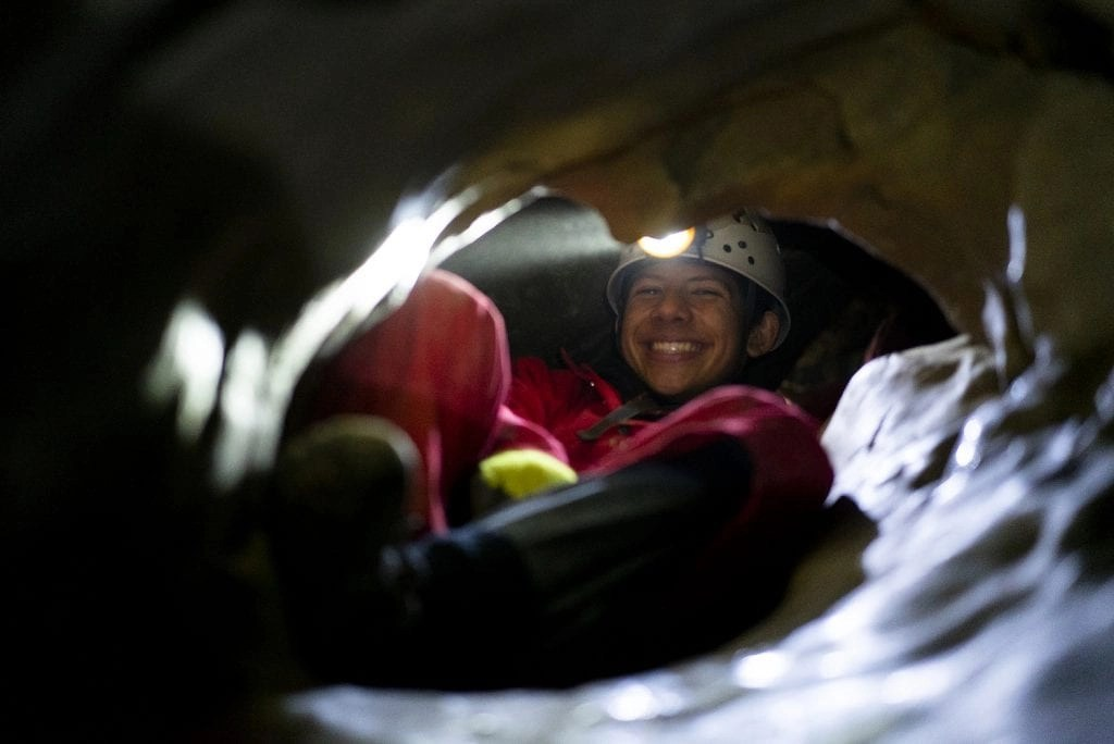 Best things to do near Banff - Canmore Cave Tours
