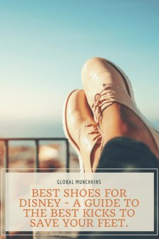 Best Shoes for Disney - A guide to the best kicks to save your feet. best shoes for disney